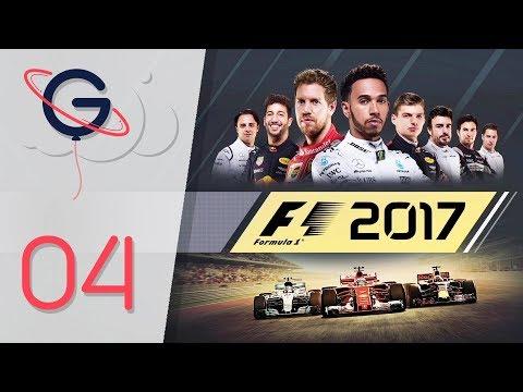 F1 2017 : MODE CARRIÈRE FR #4 - Course en Chine !