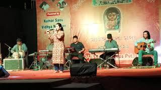 Na Deko Na Deko Na Go More | Asha Bhosle | Performance by Mohena Bahl