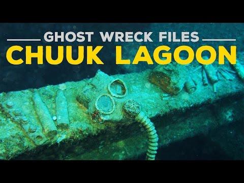 Ghost Wreck Files - Chuuk Lagoon