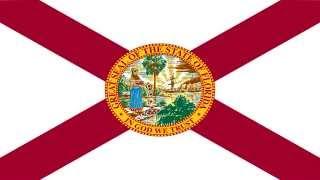 Bandera e Himno de Florida (Estados Unidos) - Flag and Anthem of Florida (United Estates)