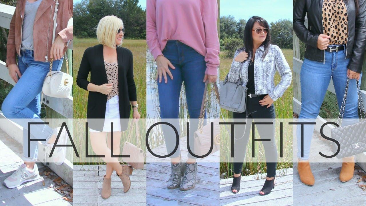 [VIDEO] - Casual Fall Outfits Lookbook | Fall Lookbook 2019 3