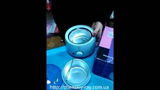 Воскоплав баночный Pro-Wax 100(Воскоплав баночный Pro-Wax 100 http://zhenskiy-ray.com.ua https://vk.com/manikurniy., 2015-01-14T07:33:14.000Z)