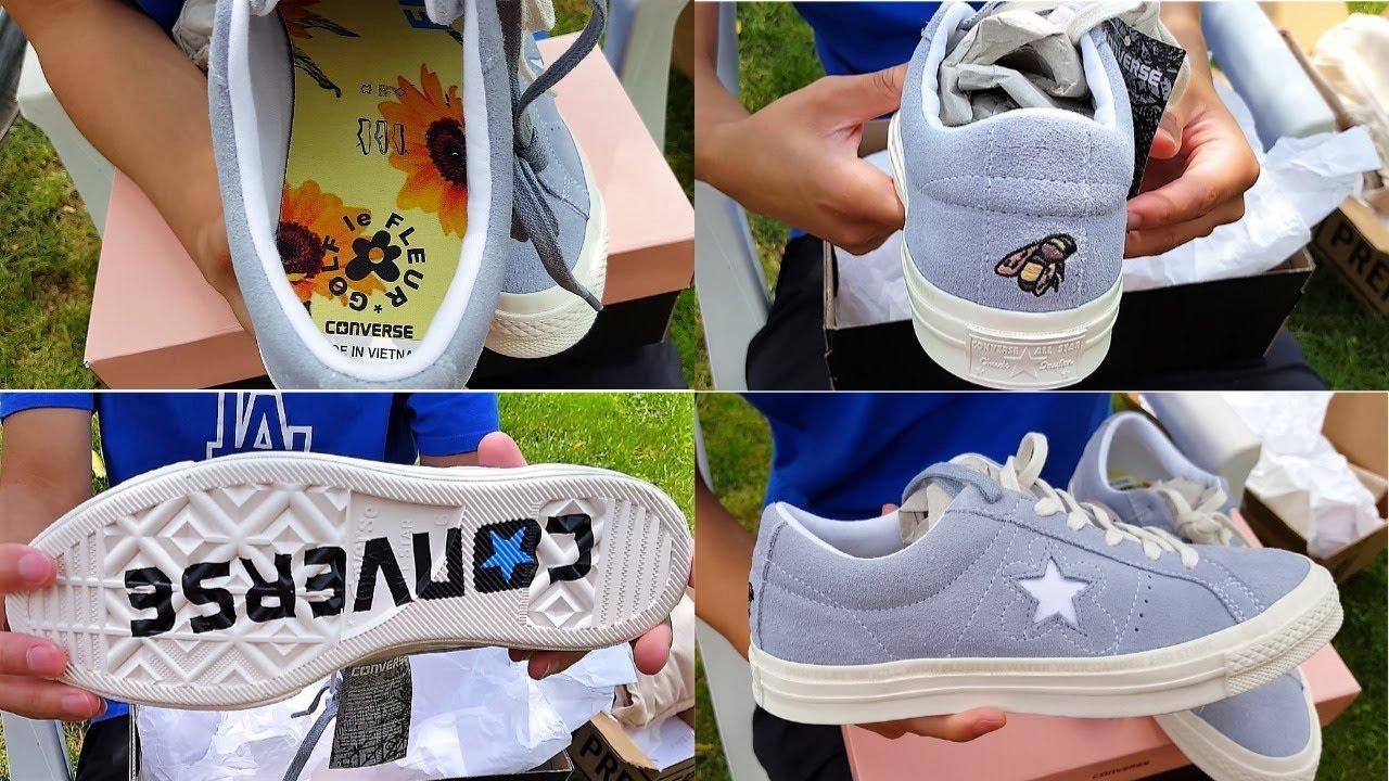 Converse One Star OX X Golf Le Fleur