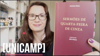 [UNICAMP] Sermões de Quarta-feira de Cinza (Padre Antonio Vieira) | Tatiana Feltrin