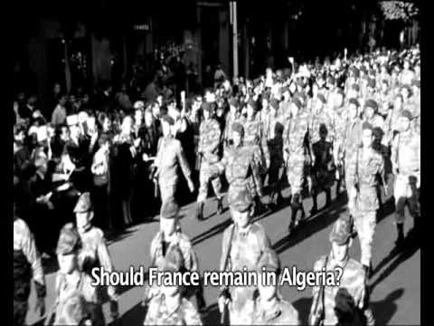 The Battle of Algiers 1966 movie trailer