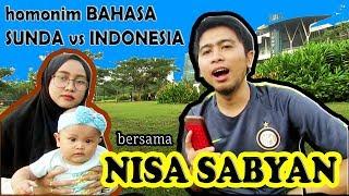 Belajar Bahasa Sunda [Episode 12] - Homonim Bahasa Sunda dan Bahasa Indonesia
