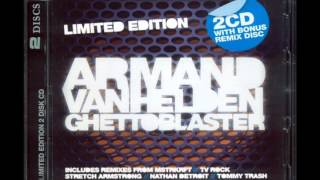 Armand Van Helden - I Want Your Soul (Tommy Trash Mix)