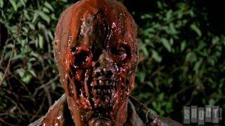 Melting Man Scares Child - The Incredible Melting Man (1970)