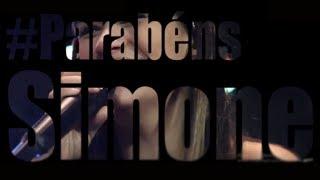 Homenagem - Aniversário Simone Mendes