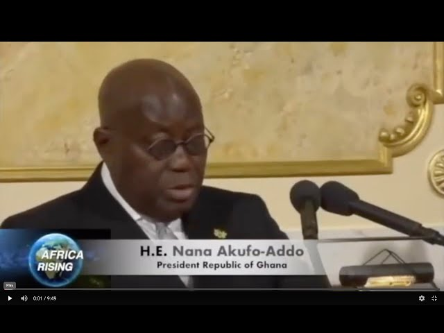 Ghana Beyond Aid - Africa Rising