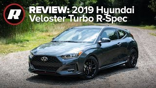 2019 Hyundai Veloster Turbo R-Spec review: More performance, more practicality (4K)