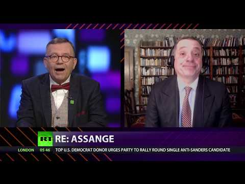 CrossTalk: Re: Assange