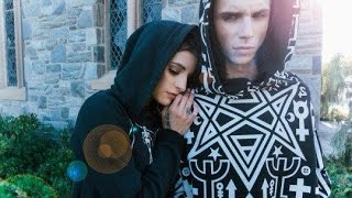 Juliet Simms and Andy Biersack