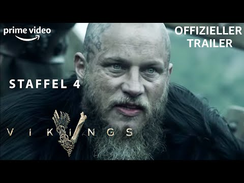 Vikings Staffel 4 | Offizieller Trailer | AMAZON EXCLUSIVE Serie