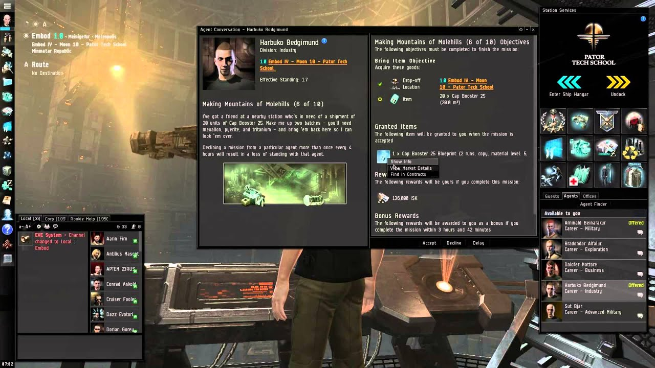 Eve online the complete beginners guide to getting started part eve online the complete beginners guide to getting started part 4 youtube malvernweather Choice Image