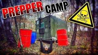 DAS LOCH - Prepper Camp #004 | Fritz Meinecke