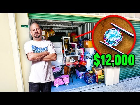 10 Trash Containers With Hidden Gems On Storage Wars