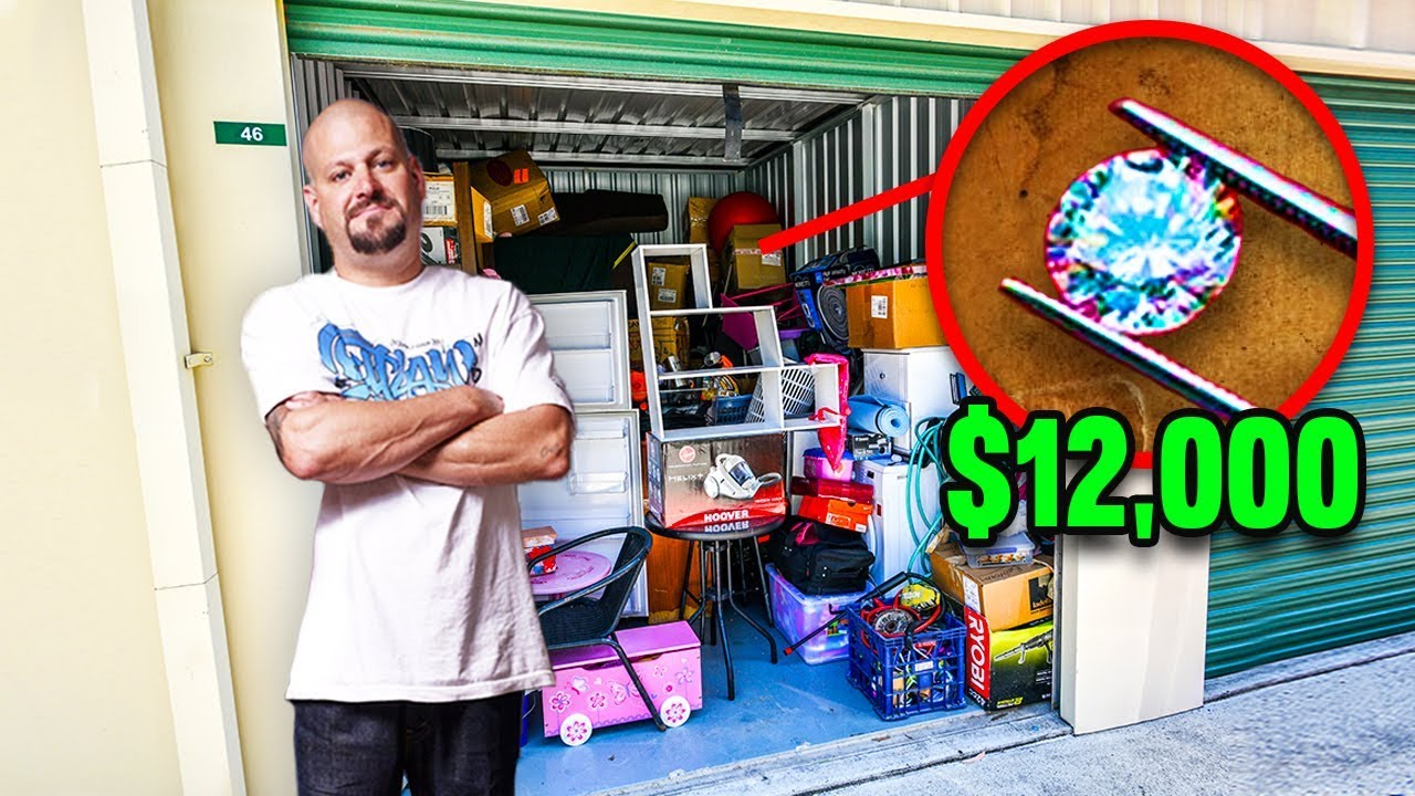 Download 10 Trash Containers With Hidden Gems On Storage Wars