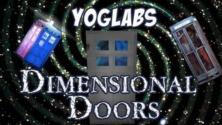 Minecraft Mods - Dimensional Doors - YogLabs