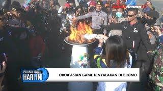 Download Video Obor Asian Game Dinyalakan di Bromo MP3 3GP MP4