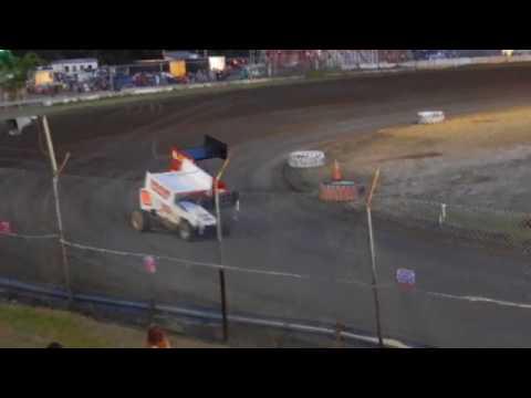 TWMA - Heat 3 - Superbowl Speedway - 7-22-17