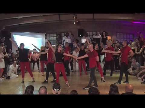 2017-04-16 Gala Victorine Spectacle Kizomba Semba