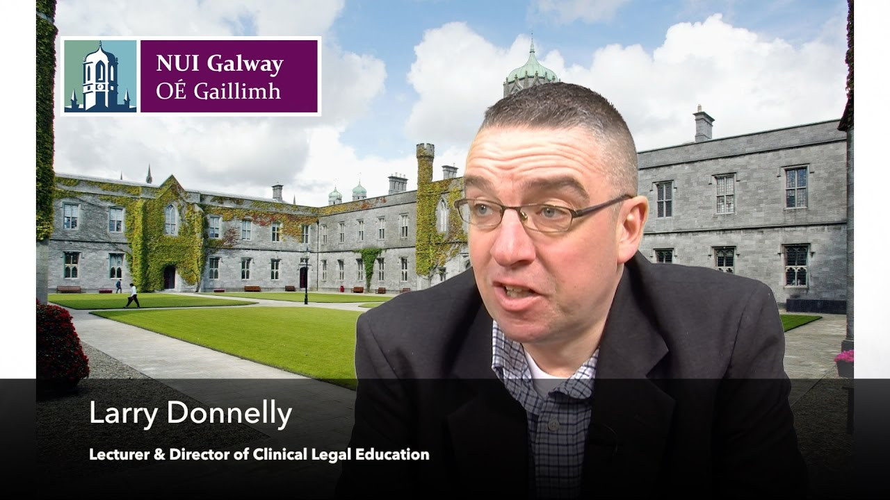 Bachelor of Laws (LLB) - NUI Galway