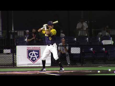 Charlie Saum (2020-8-6-10) at the Area Code Games (Emerson, GA)