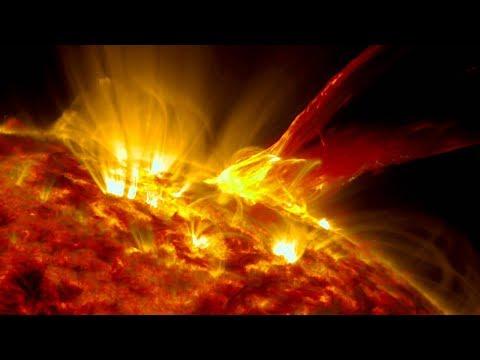 Countdown zum Weltuntergang - Der Sonnensturm [Doku] (N24)