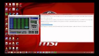 MSI GX60 GX70 A10 5750M 4600M TURBO LOCK 3.2 GHZ