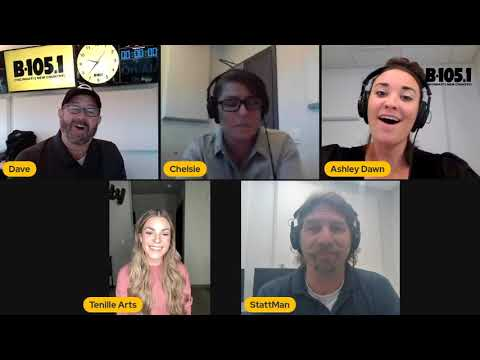 Big Dave Show & Tell with Tenille Arts