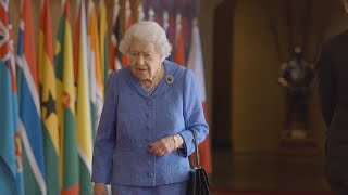 The queen's message stressed importance of community, even at a distance, during pandemic and how international solidarity will be key to prosperou...