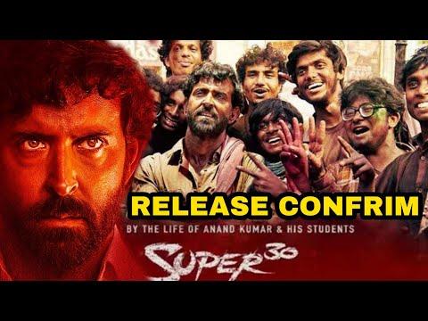 Super 30 Release Date Confrim, Hrithik Roshan Upcoming Movie, Super 30