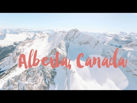 A WEEK IN ALBERTA, CANADA \ Things to see and do on a winter road trip