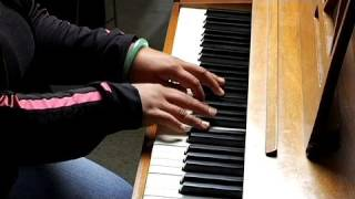 "Piano Jam Session (Solo) Volume 5 -""Stop This World"" by Neyo"