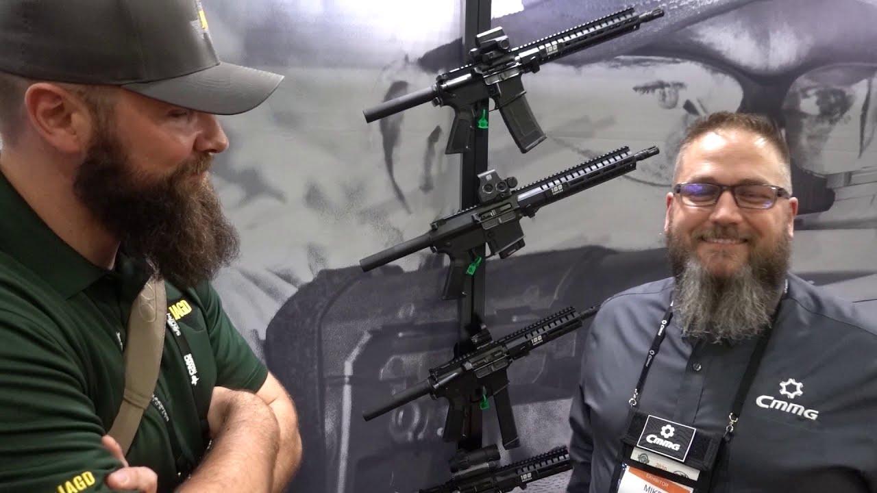 SHOT Show 2020 - ATN, Remington, Marlin, Barnes, AAC, CMMG, Steyr, LaRue, SpyPoint