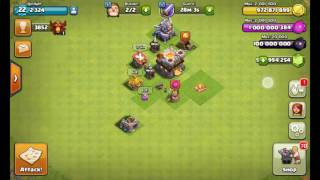 CLASH OF CLANS hacked by DJ GAMING