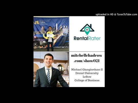 Digital Real Estate Expert Michael Giangiordano II, Founder And CEO At Rental Rater Show 021