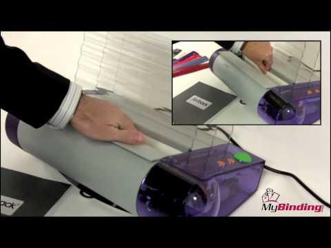 Fastback 9 Binding Machine Fastback 9 Binding System