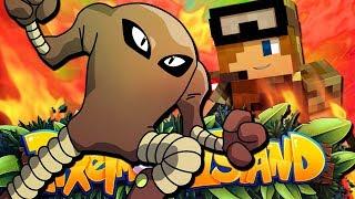 HITMONLEE IS MY HERO!! - Pixelmon Island Season 2 Episode 13 (Minecraft Pokemon!)