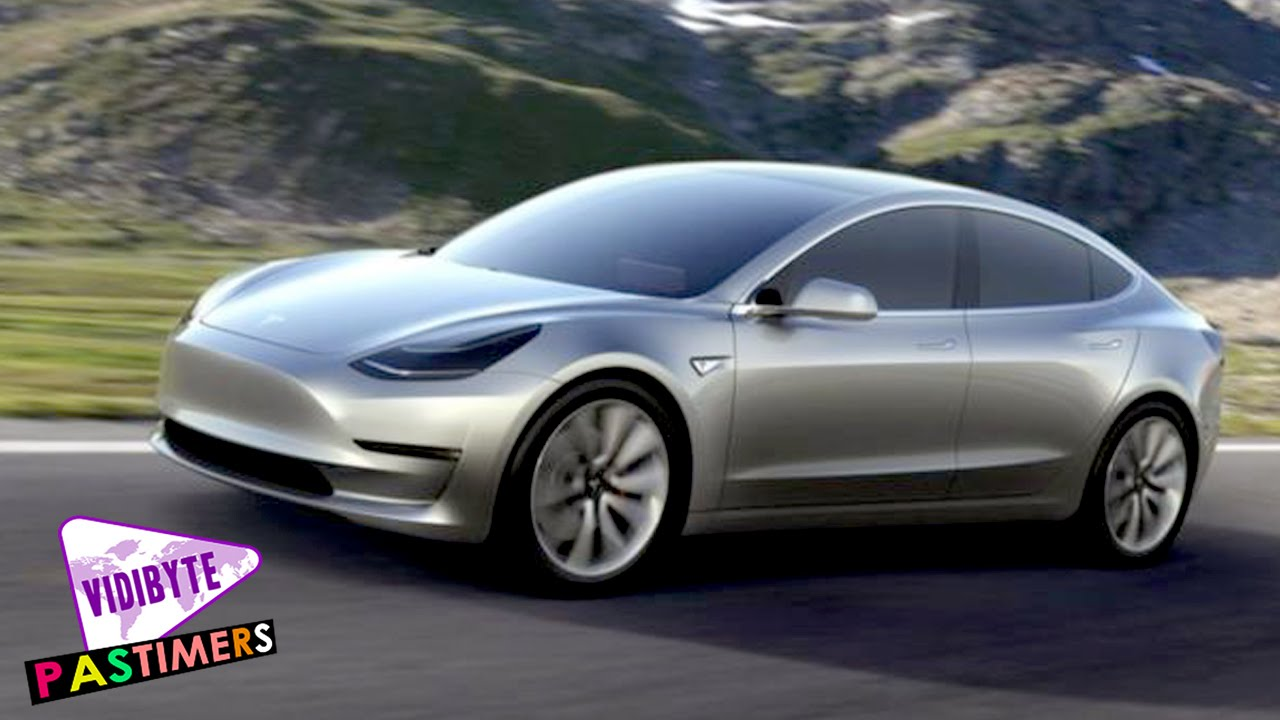 Tesla S Affordable Model 3 Electric Car Fetches Over 198 000 Pre Orders Pastimers You