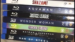 SHAZAM! Blu-Ray & DCEU Collection