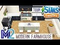 Sims FreePlay - Modern Farmhouse Style (Original Design)