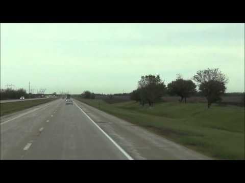 Illinois - Interstate 39 North - Mile Marker 40-50 (5/2/12)