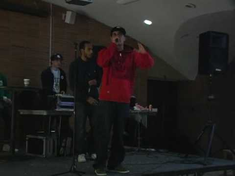 Fordham University Hip Hop International Event- ChefKet.mpg