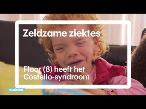 Leven met een zeldzame ziekte: 'Floor is ondanks alles vrolijk' - RTL NIEUWS