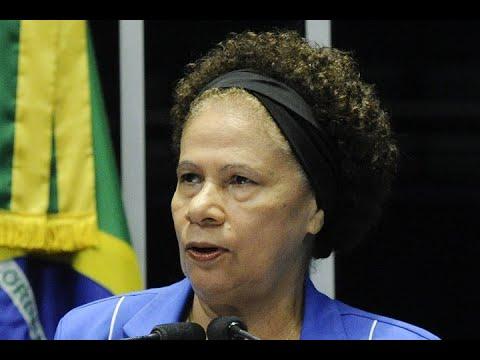 Regina Sousa lamenta aumento do desemprego no país