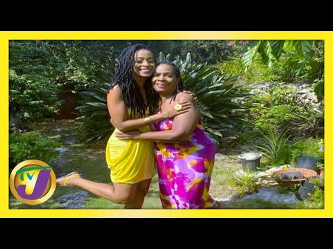 Mother-Daughter Love, Alaine & Myrna Laughton: TVJ Smile Jamaica