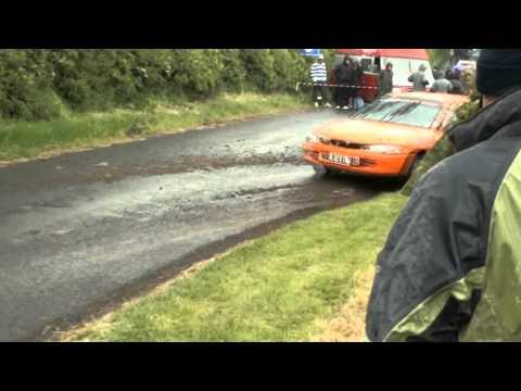 Jim Clark Rally 2011 - Michael Davison & Josh Davison