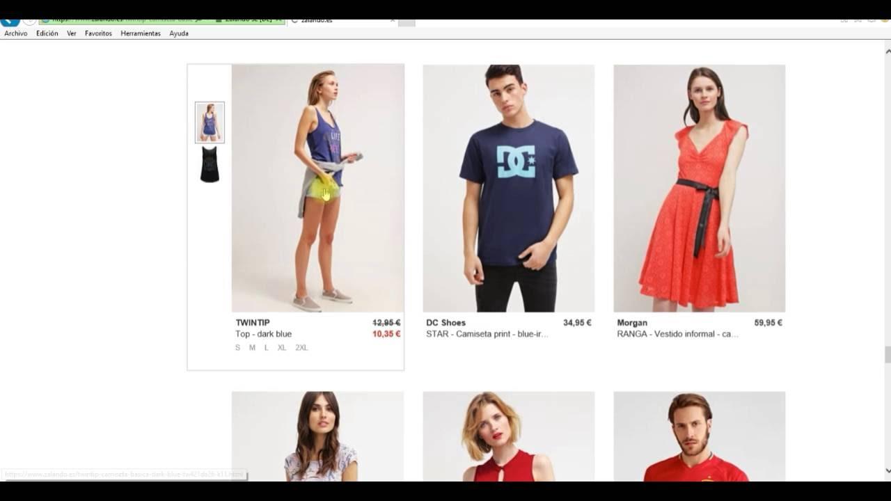 180ef80ae0cd Ropa Online Ropa Barata Zapatos Vestidos Marcas de Ropa Mujer Hombre Zalando